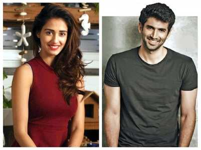 Watch: Aditya-Disha on the sets of 'Malang'