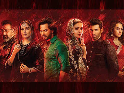 'Kalank' starts a meme fest on social media