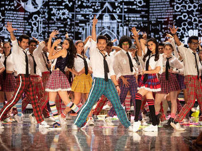 Watch: 'SOTY 2' new song 'The Jawaani Song'