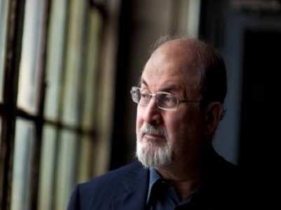Rushdie's novel inspired by 'Don Quixote'