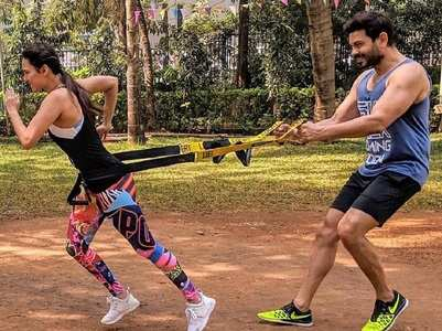 Keith Sequeira reveals his fitness mantra