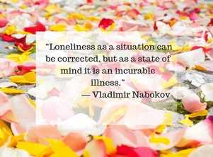 8 quotes on love and life by Vladimir Nabokov