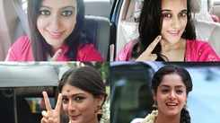 From Nisha Ganesh to Sastika: TV Celebrities cast their votes; urges all to be a responsible citizen
