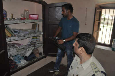 Au Hostels Up Raids Continue At Au Hostels On Second Day