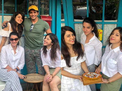See pics: Shararat actors' fun reunion