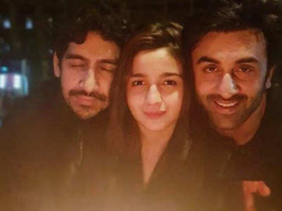 Alia: Begged Ayan for a role opposite Ranbir