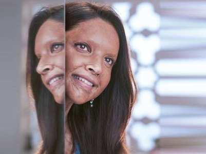 Video: Deepika in school uniform on the sets of 'Chhapaak'
