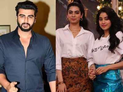 Arjun talks about his equation with sisters