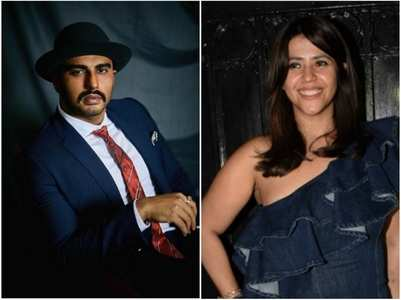 Arjun Kapoor's next with Ekta Kapoor?
