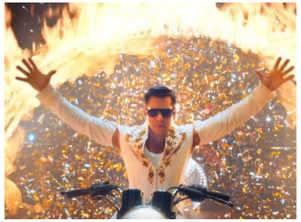 Salman shares motion poster of 'Bharat'