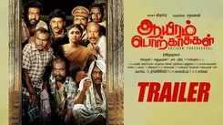 Aayiram Porkaasukal - Official Trailer