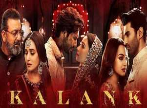 'Kalank' box-office collection Day 3