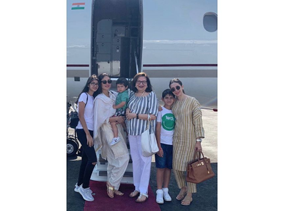 Bebo-Karisma plan birthday getaway for mom