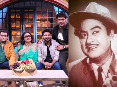 TKSS' tribute to legendary Kishore Kumar