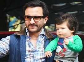 Saif requests paps to stop stalking Taimur