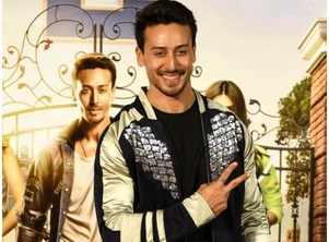 This is what Tiger Shroff had to say about his film with Karan Johar