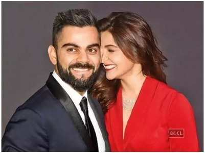 When fans spotted Virushka at the airport