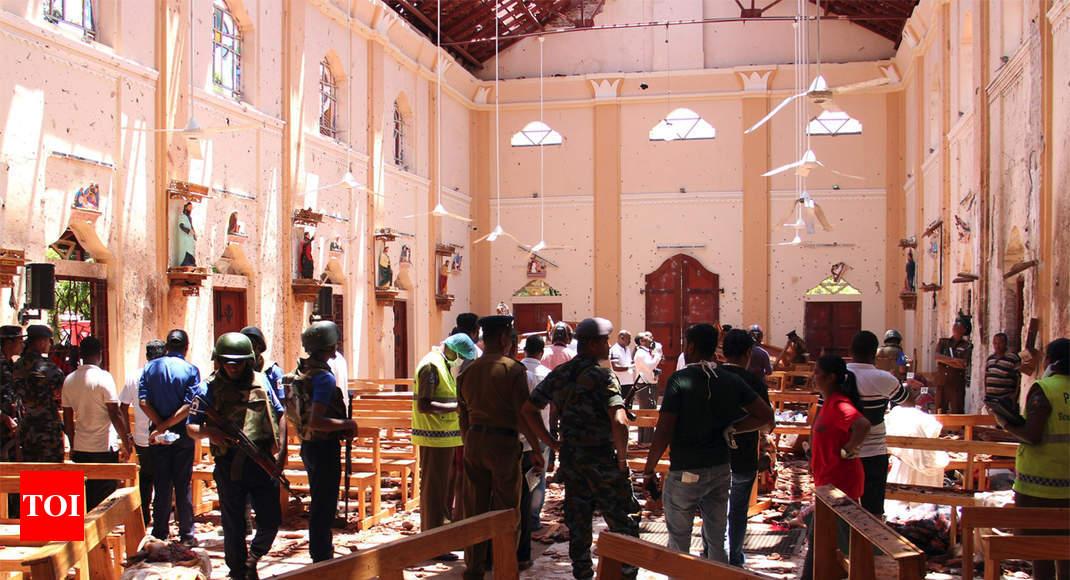 Sri Lanka Blasts: From Virat Kohli to Sania Mirza, sports fraternity expresses grief - Times of India