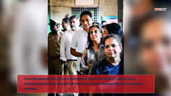 Karnataka celebrities cast their vote