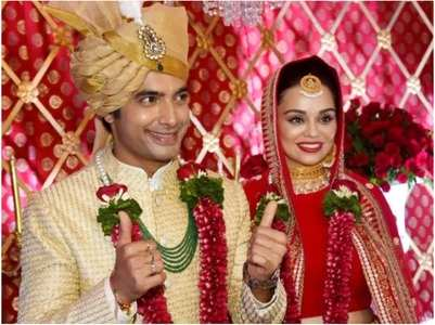 Unseen pics from Ssharad-Ripci's wedding