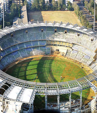 Pay Rs 120 cr or hand over Wankhede Stadium