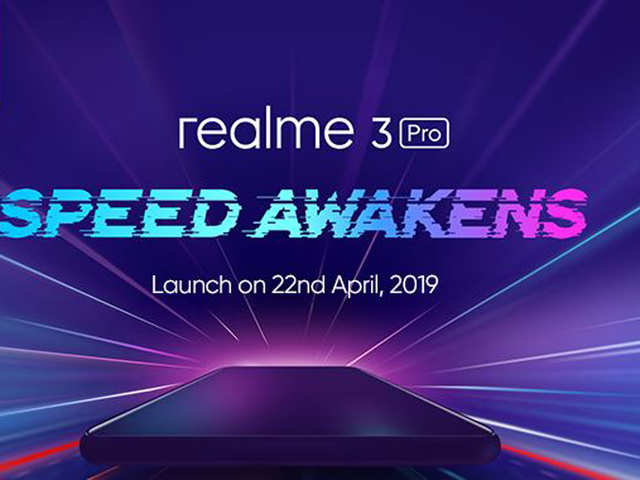 Realme 3 Pro to launch in India today: How to watch the event live
