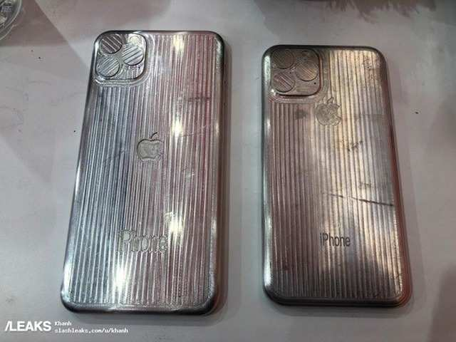 This is how the Apple iPhone 11 and iPhone 11 Max may look like
