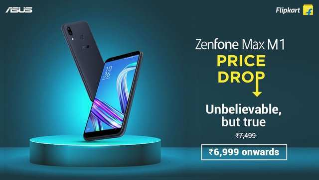 Asus Zenfone Lite L1, Zenfone Max M1 get a price cut in India