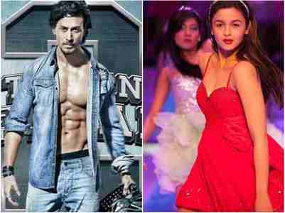 Tiger and Alia's special song for 'SOTY2'