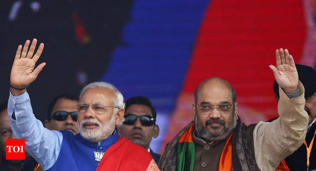 Lok Sabha elections: In PM Modi's home state, challenges for both BJP and Congress