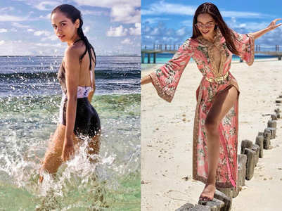You need to see how Manushi Chhillar is beating the heat