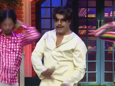 TKSS: Amit Kumar was trolled by a Kishore Kumar fan