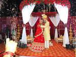Ssharad Malhotra and Ripci Bhatia's pictures