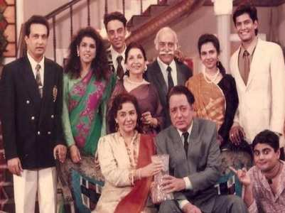 Dekh Bhai Dekh cast: Then and Now