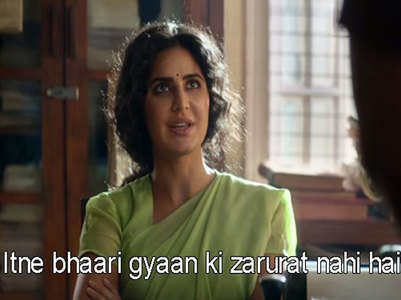 Hilarious memes of 'Bharat' trailer
