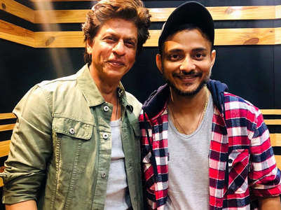 SRK tuns rapper to urge people to vote