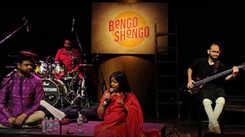 Sufi singer Rekha Bharajwaj's first live Rabindra Sangeet performance wows Mumbai