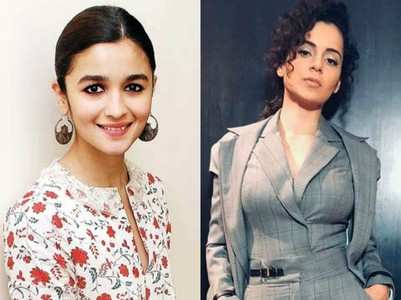 Alia comments on attacks by Kangana Ranaut