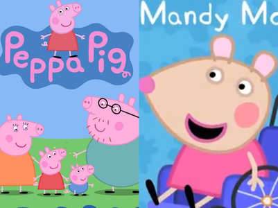 Peppa Pig introduces a new character