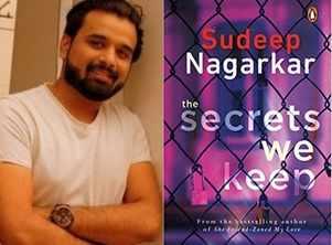 Sudeep Nagarkar's new romance novel is out