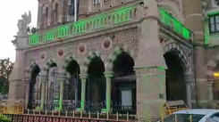 Watch: BMC building lit up in green for World Earth Day