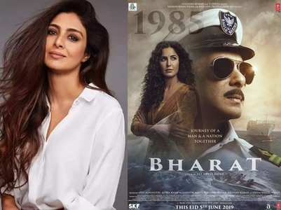 Here's why Tabu is missing in 'Bharat' trailer