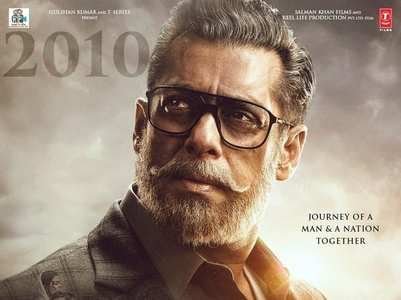 Salman underwent many look tests for 'Bharat'