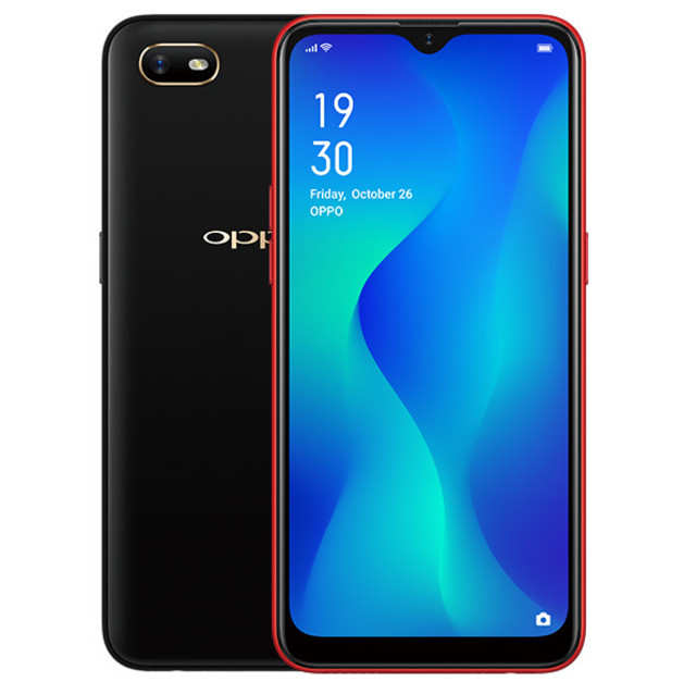 Oppo A1K smartphone with 4,000 mAh battery launched