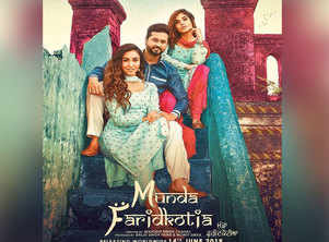 The first look of Roshan Prince's 'Munda Faridkotia' is out
