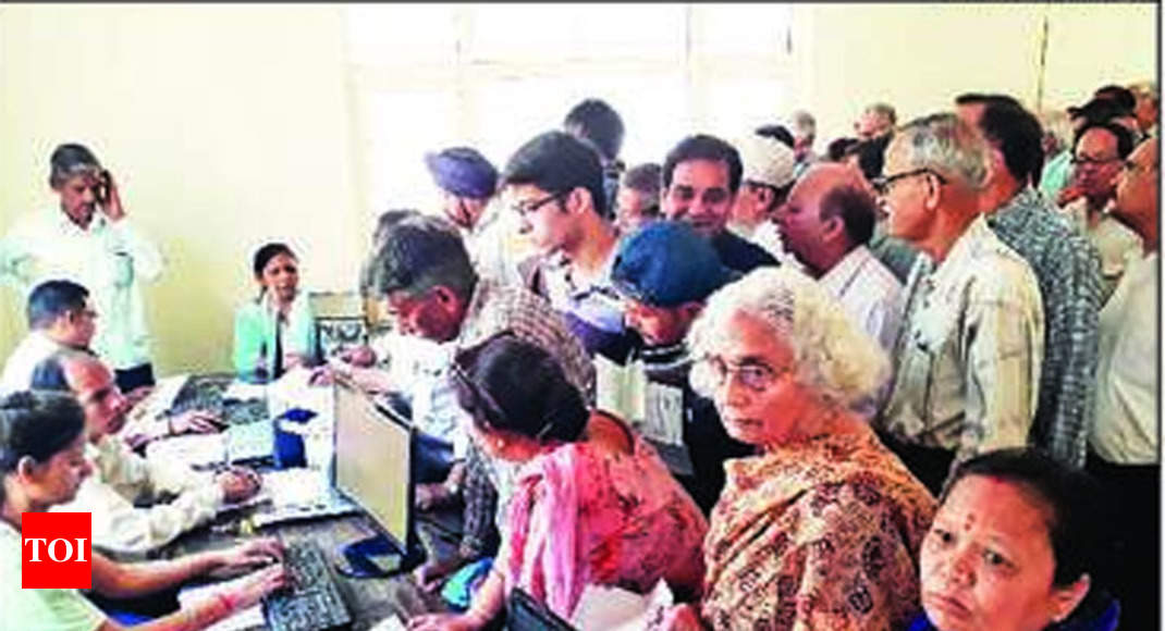 Portal glitch mars property tax collection on Day 1 | Dehradun News