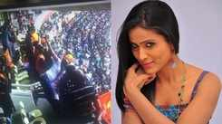 Telugu TV actress Prashanthi creates ruckus during IPL match, booked by police