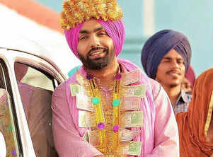 Muklawa: Ammy Virk posses as an adorable groom in the latest poster