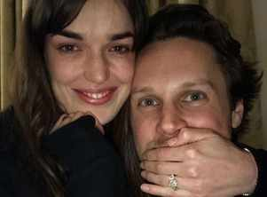 Elizabeth and Zachary are engaged