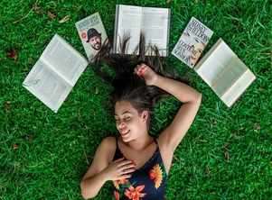 10 reasons why books are our best friends